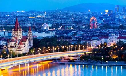 ?Praga, Viena y Budapest: 6 o 7 noches en hotel 3* o 4* con desayuno, vuelo de I/V y traslado entre ciudades para 1