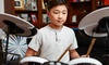 Up to 40% Off on Kids Music Classes at Driven To Drum
