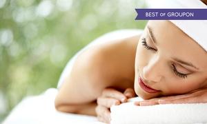 Studio Masażu i Kosmetyki Susanna: Wybrany 45-minutowy masaż od 49,99 zł w Studiu Masażu i Kosmetyki Susanna