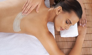 M2V Esthétique: Facial with Optional Back Treatment for One or Two at M2V Esthétique (Up to 72% Off)