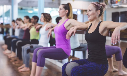 C$49 for Unlimited Classes for One Month at Oxygen Yoga & Fitness (C$152 Value)