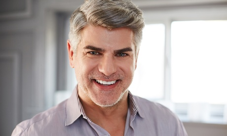 $28 for $55 Worth of Services - The Groomed Experience Men's Salon & Lounge 846ee828-a2de-11e7-b873-525422b4e6f5