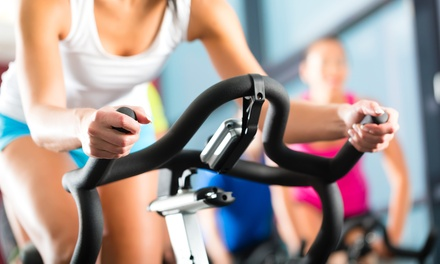Five or Ten Cycle Classes at Just Pedal Cycle Studio (Up to 57% Off)