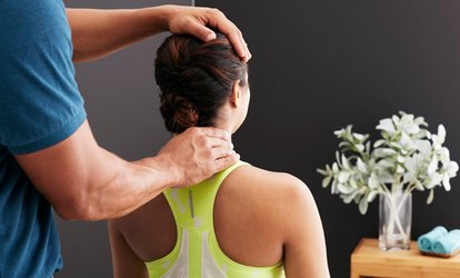 image for Spinal Exam and Two Chiropractic Adjustments for One or Two at 20 Dollar Chiropractic Atlanta (Up to 65% Off)