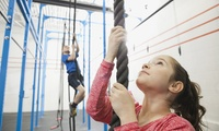 $99 for Two-Hour Circus and Aerial Silks Party for Up to 10 Kids at Cirque Fit - Aerial Silks (Up to $250 Value)