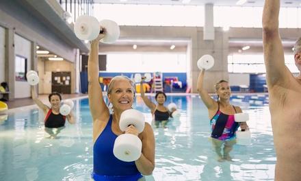 Tot 4 maanden onbeperkt Aquarobics bij Sportschool Venendaal in Ede