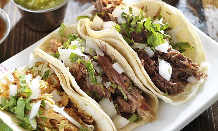 Paquito's Tacos Cantina - Flamingo / Lummus: Dine-In or Carryout Mexican Food at Paquito's Tacos Cantina (Up to 40% Off)