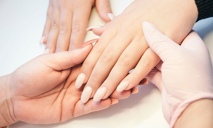 Manicure and Pedicure Treatments at Southernly Sweet Nails (Up to 67% Off). Five Options Available.