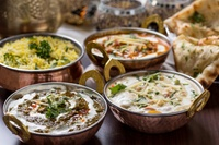Indian Meal For Two or Four at The Spice Centre