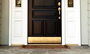 Desert Rose Door Refinishing: $15 for $50 Worth of Weatherstripping and Door Sweep from Desert Rose Door Refinishing