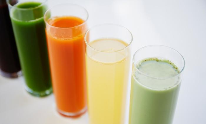 Unisexual flowers papaya juice
