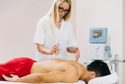 Three or Six Sessions of Class IV Laser Treatments from Dr. Richard Wilson (Up to 68% Off)