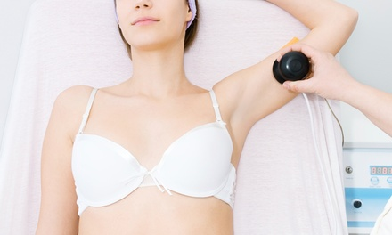 Three Ultrasonic Cavitation Body-Contouring Sessions at Bellisima European Spa (63% Off)