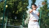 Up to 44% Off Private Tennis Lesson at Get It Tennis & Fitness