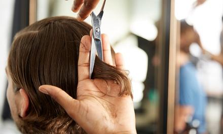 Up to 37% Off on Salon - Haircut - Men / Barber at Love Kiara Barber