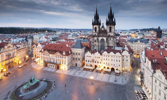 Prague vienna bratislava and budapest 8 nights with for Hotel design 21 bratislava