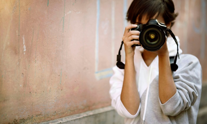 Ernestography - Multiple Locations: Beginner's DSLR Photography Class for One or Two from Ernestography (Up to 69% Off)