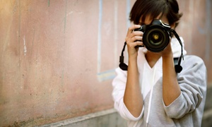 Ernestography: Beginner's DSLR Photography Class for One or Two from Ernestography (Up to 69% Off)