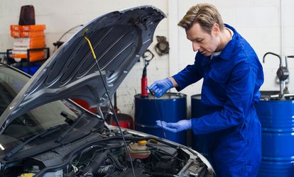 image for Oil Changes with Tire Rotation, Brake Inspection, and 30-Point Inspection at CarCare- 2u (Up to 62% Off)