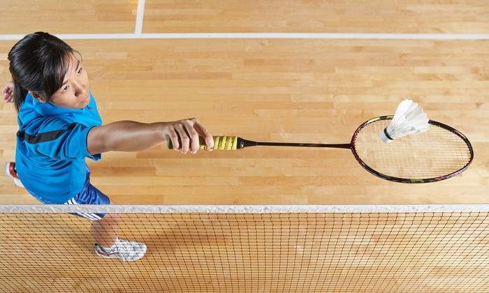Portland Badminton Club - Northeast Hillsboro: Intro Badminton for Kids or Adults or 6-Month Membership for 1 or 2 at Portland Badminton Club (Up to 48% Off)