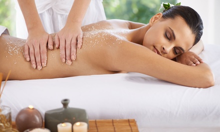 60-Minute Swedish or Deep Tissue Massage at The Mark Spa (Up to 64% Off). Three Options Available.