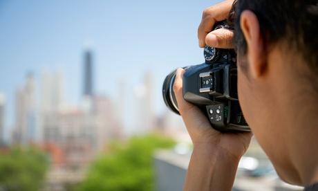 Curso de iniciación a la fotografía con prácticas en el exterior de 4 u 8 horas desde 24,95 € enExagrama