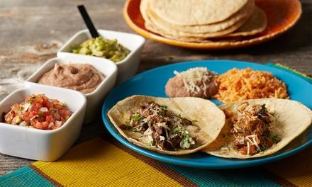 20% Cash Back at Don Mario Mexican Restaurant