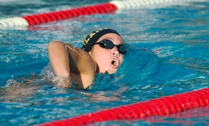 Move GB: Ten Swim Passes at Multiple Locations from Move GB (Up to 84% Off)