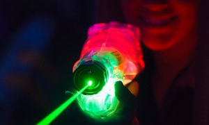 Up to 43% Off Laser Tag at Adventure Quest Laser Tag at Adventure Quest Laser Tag, plus 6.0% Cash Back from Ebates.
