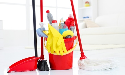 Up to Five Hours of House Cleaning with Widan Cleaning Services