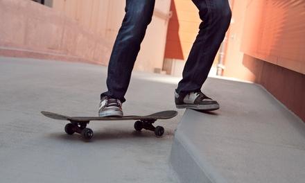 $10 Off $20 Worth of Skateboarding - Recreational