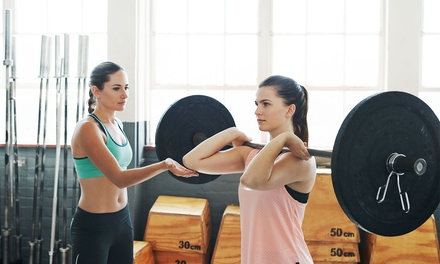 Unlimited Classes for One Month or Five Personal Training Sessions at Fun and Fit Momma (Up to 81% Off)