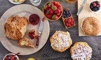 Internationales Frühstück nach Wahl für 2 oder 4 Personen im Leonhard Diner (bis zu 50% sparen*)