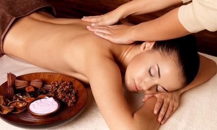 Promozione Massaggi Groupon.it 3 o 5 massaggi da 40 minuti