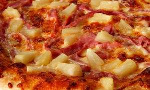 Anthony's New York Pizza and Deli: 60% off at Anthony's New York Pizza and Deli
