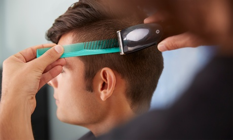 $28 for $55 Worth of Services - The Lady Barber Lounge 0ac3988a-f8aa-11e7-8a0d-52540a1457f9