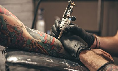 60-Minute Tattoo Time with 30-Minute Consultation at Edshead Tattoo Studio (57% Off)