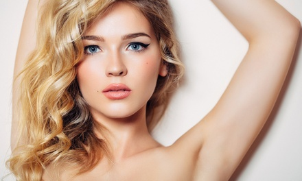 Cut and Blow-Dry with Optional Wash and Conditioning Treatment at Flaunt Spa (Up to 66% Off)