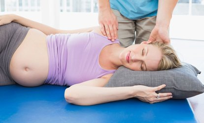 image for One 60-Minute <strong>Prenatal</strong>, Deep Tissue, or Hot Stone <strong>Massage</strong> at Peaceful Birthing Doula (Up to 53% Off)