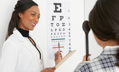 image for $42 for Basic Eye Exam with Glasses Prescription at Martino Eyecare (Up to 50% Off)