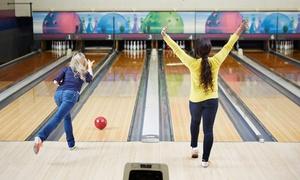 B14: 1 ou 2 parties de bowling pour 4 ou 6 personnes et chaussures fournies dès 17 € au centre de loisir B14