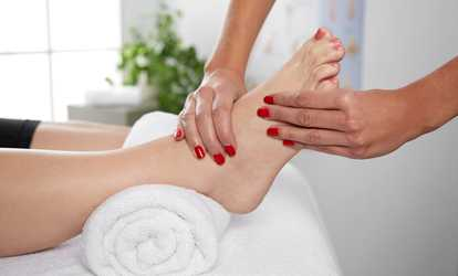 image placeholder image for One 60-Minute Foot Massages at Angel Feet Spa  (Up to 51