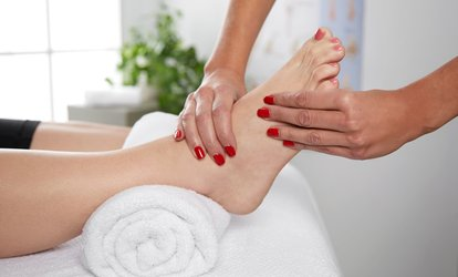One or Two Sessions of Reflexology Treatment at Croydon Osteopathic Practice (Up to 50% Off)