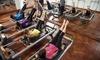 Women's Pilates Reformer Session