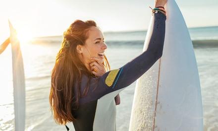 Bautismo de surf de 2 horas para 1 o 2 personas desde 12,95 € en Ika Ika Surfcamp