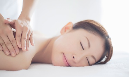 60-Minute Massage at A Little Spa (Up to 40% Off)