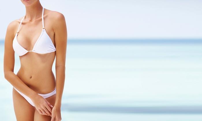Bliss Beauty and Spa - Rockville: Bikini or Half Leg Wax at Bliss Beauty and Spa (Up to 38% Off)