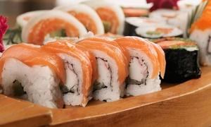 Coin d'Asie: Plateau de 30 sushis à emporter pour 2 personnes à 19,90 € au restaurant Coin d'Asie
