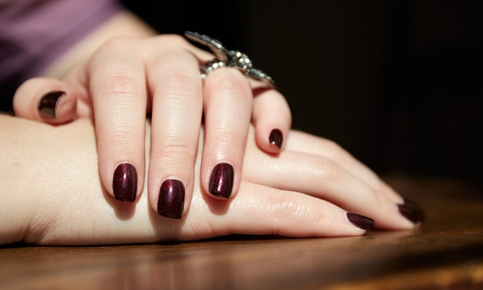 Sugar Fly - Humboldt Park: Designer Spa Mani-Pedi, No-Chip Mani and Spa Pedi, or Two No-Chip Manicures at Sugar Fly (Up to 51% Off)