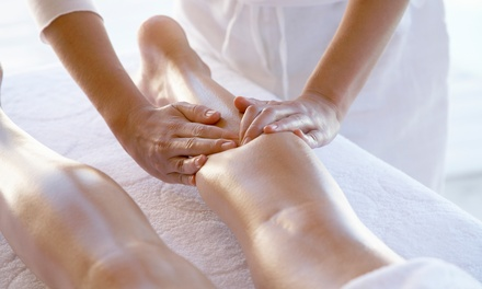 60-Minute Relaxing or Deep-Tissue Massage at Mystic Spa Massage (Up to 51% Off)